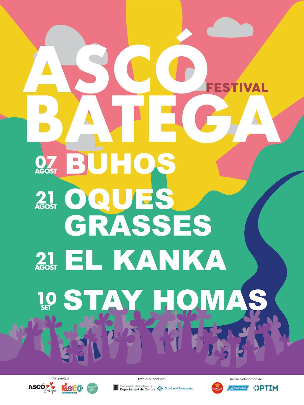 Festival Ascó Batega 2021