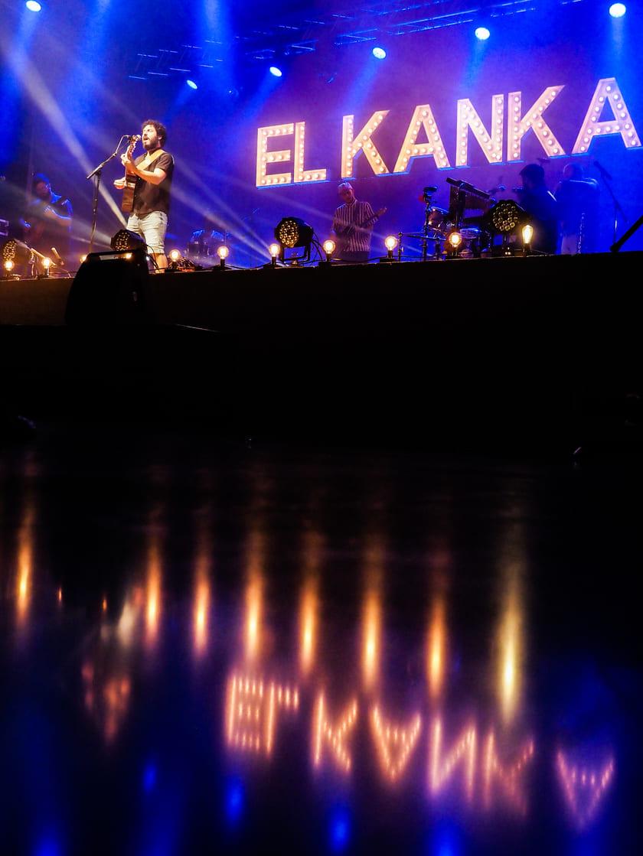 """""""El Kanka"""" s'embutxaca el públic del Casal"""