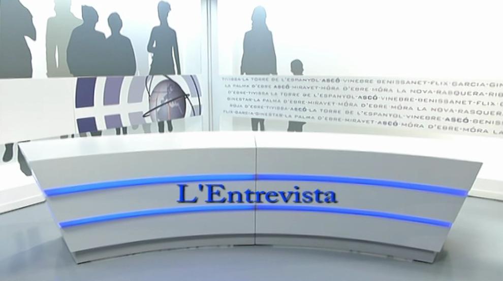 L'entrevista: Parlem amb el nou rector d'Ascó, Mossèn Emilio Vives