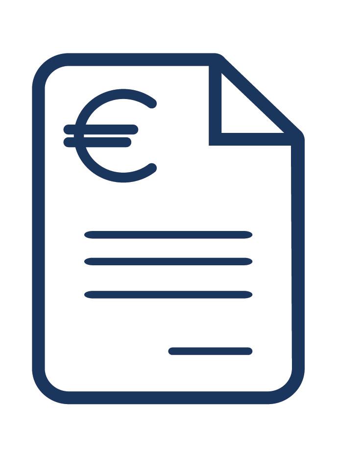 Límit de 1.000 € en efectiu per la justificació de factures de subvencions
